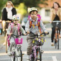 Accompagnamento in bici