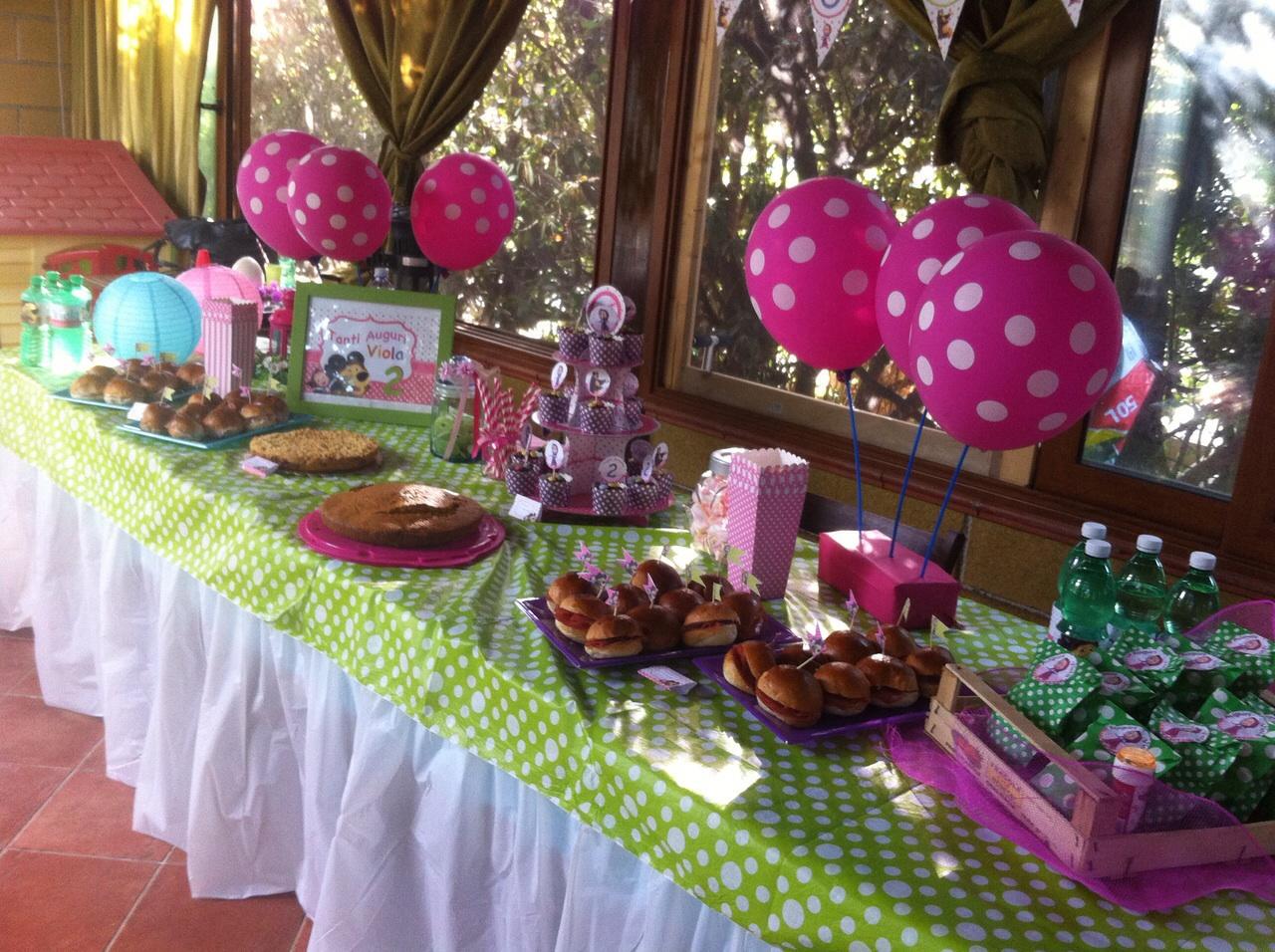 Come organizzare una festa di compleanno per bambini - ORA X