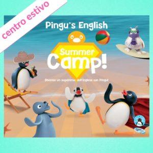 centro estivo Pingu's English
