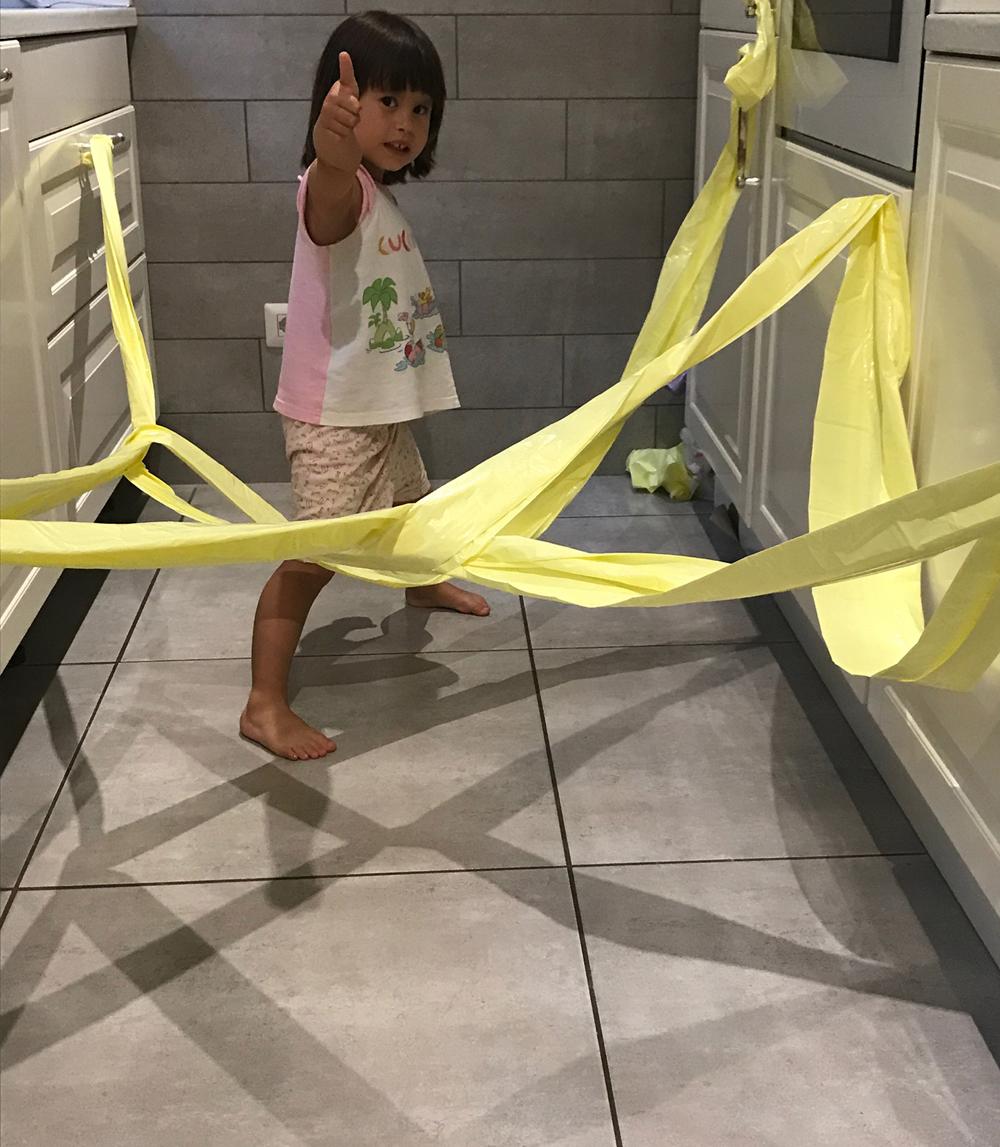 i nostri figli ci tengono in trappola