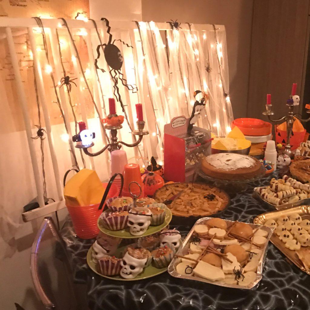 Addobbi Tavola Per Halloween idee per halloween - come organizzare una festa a tema - ora x