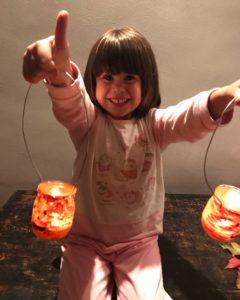 attività per bambini lanterne