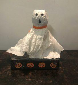 box fantasmino Halloween