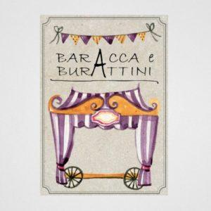 spettacolo Baracca e Burattini convenzione ORA X