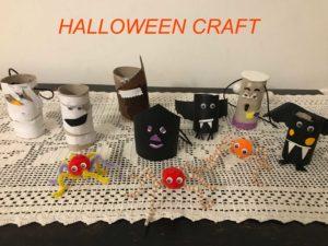 attività per bambini Halloween