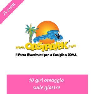 Oasi Park premio ORA X