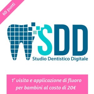 Studio dentistico premio ORA X bimbi