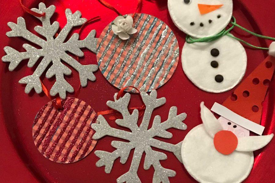 Lavoretti Di Cartoncino Per Natale.Lavoretti Di Natale Fai Da Te Ora X