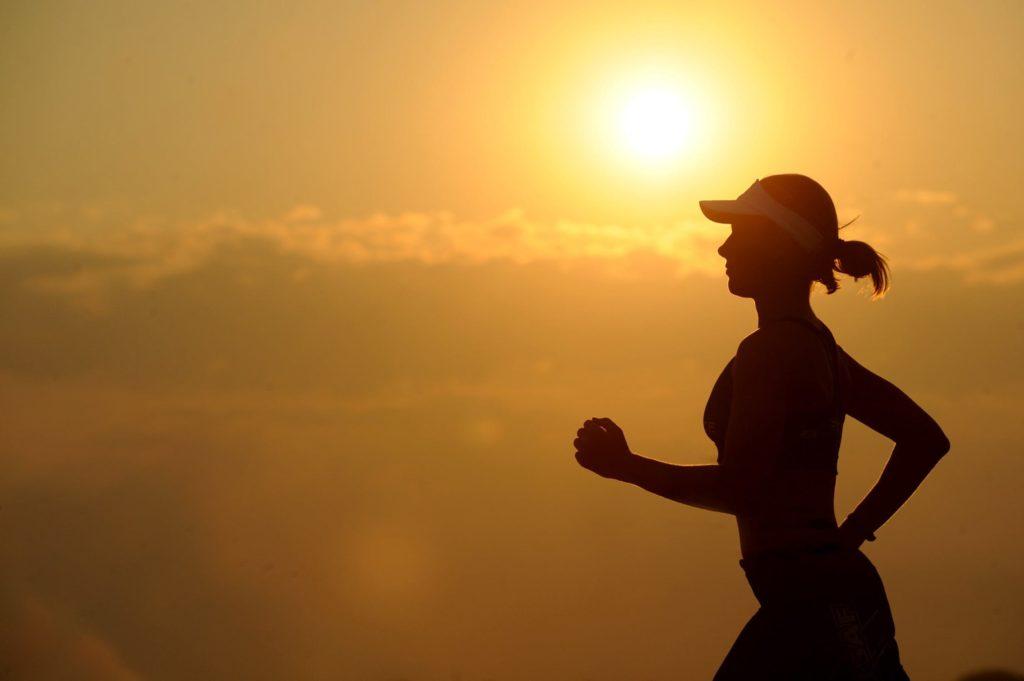 donna e attività fisica