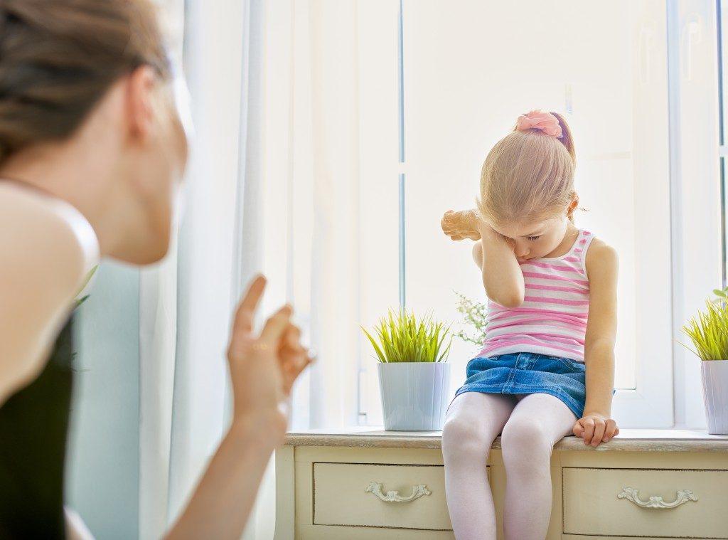 come parlare ai bambini