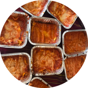festa masterchef lasagne
