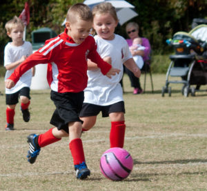 giochi bambini calcio