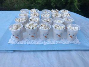 popcorn Olaf
