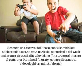 sport per bambini ricerca