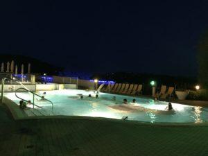 Allegria resort piscine termali serali