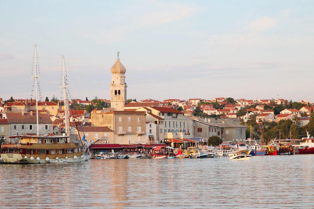 croazia isola KRK