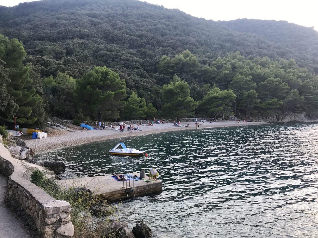 valun spiaggia